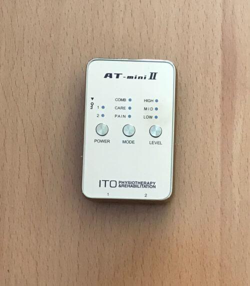 「AT-mini2」使用レビュー!故障の時なら治療費より安い!?